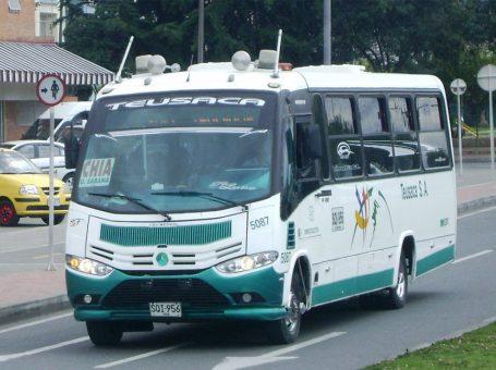 Transportes y Servicios Teusaca