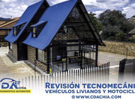 Centro de Diagnóstico Automotor CDA Chía